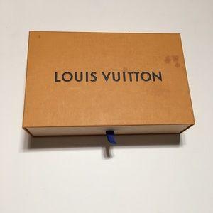 Louis Vuitton Authentic Box